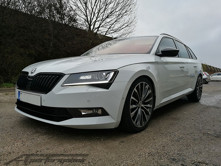 Chiptuning Škoda Superb III 2.0 TDI CR 110kW